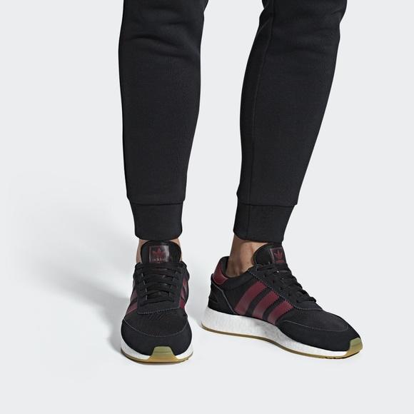 adidas Black Shoes Men s 6316c8619